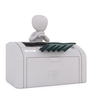 HP Printer Is Not Printing